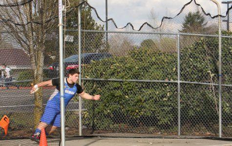 Track faces tough competition against North Salem