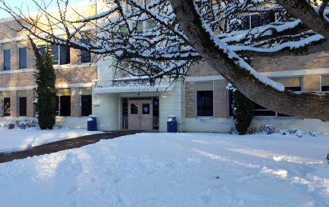 School Maintenance during Snow Days