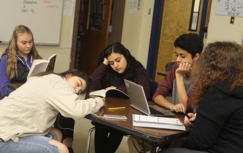 Exhaustion is lingering among students