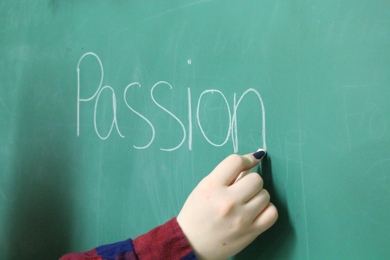 Passion in teaching brings more motivation to students
