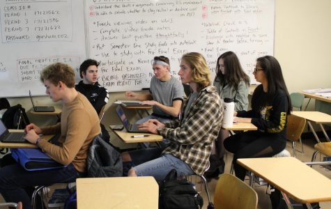 A look into the whiteness of an IB Higher Level classroom