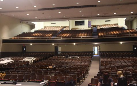 Saying Goodbye to the Auditorium