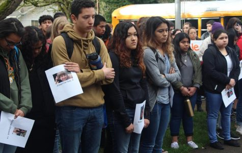 A communal grieving; The Parkland shooting walk-out