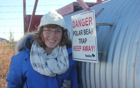 Schaeffer spends a week hanging out with polar bears