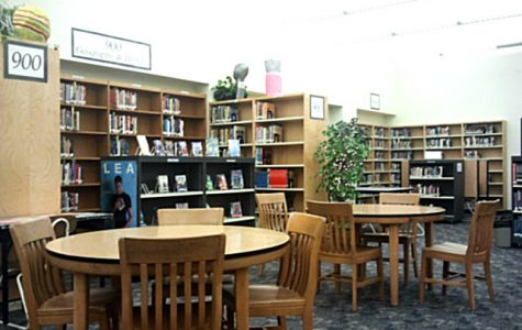 School library takes steps of improvements