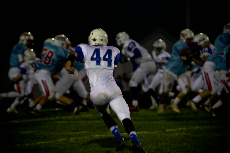 Varsity football faces unfortunate loss in conference opener