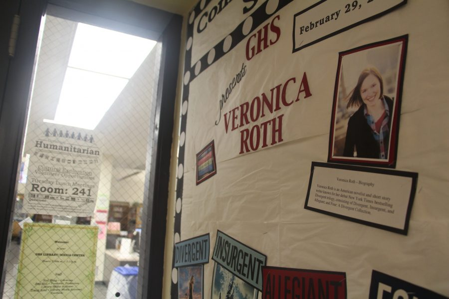 Veronica Roth to visit Gresham High School