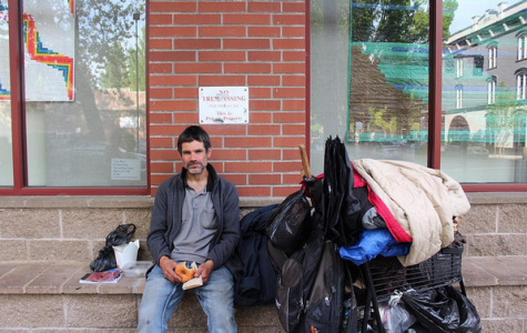 Students shine light on homeless community in Portland