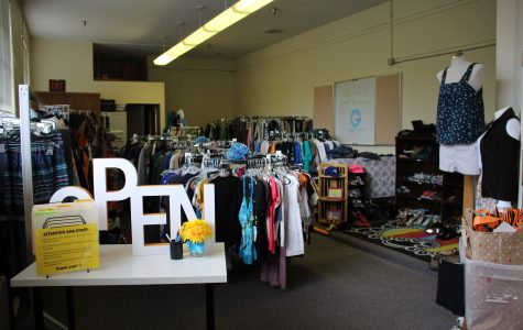 Clothing Closet striving for more publicity