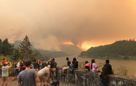 Eagle Creek fire devastates Northwestern Oregon