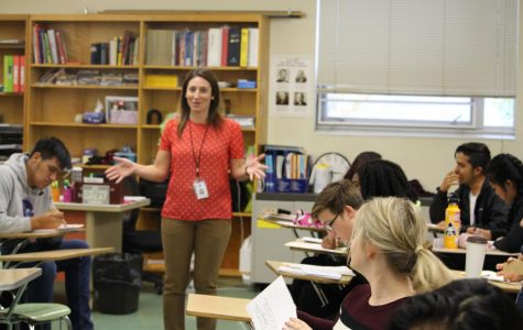 IB welcomes new teacher