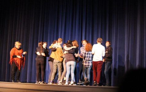 Gresham puts on the last One Acts plays in the current auditorium