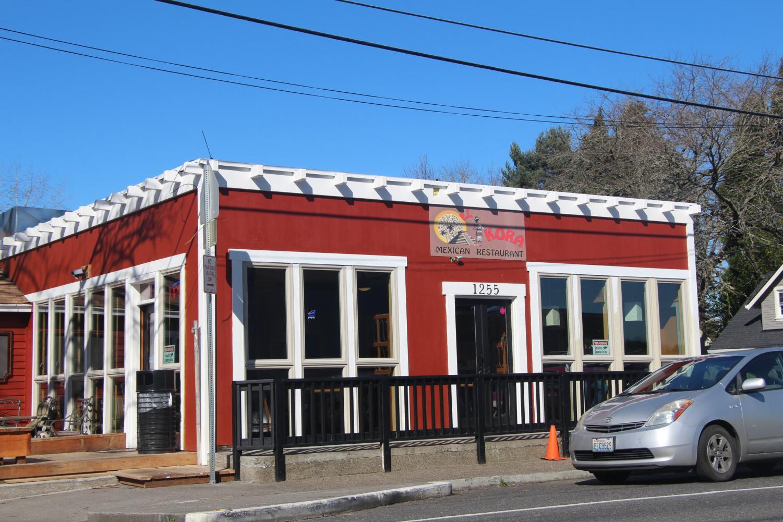 El Kora, the new restaurant across the street from GHS.