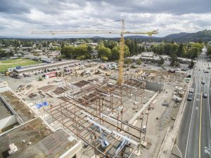 Construction Beginning to Impact Student Education