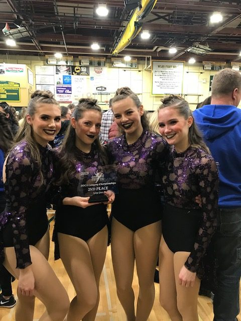 Dance Team Rises To The Stars
