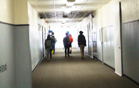 Hallway Clears Cause Controversy Among Students